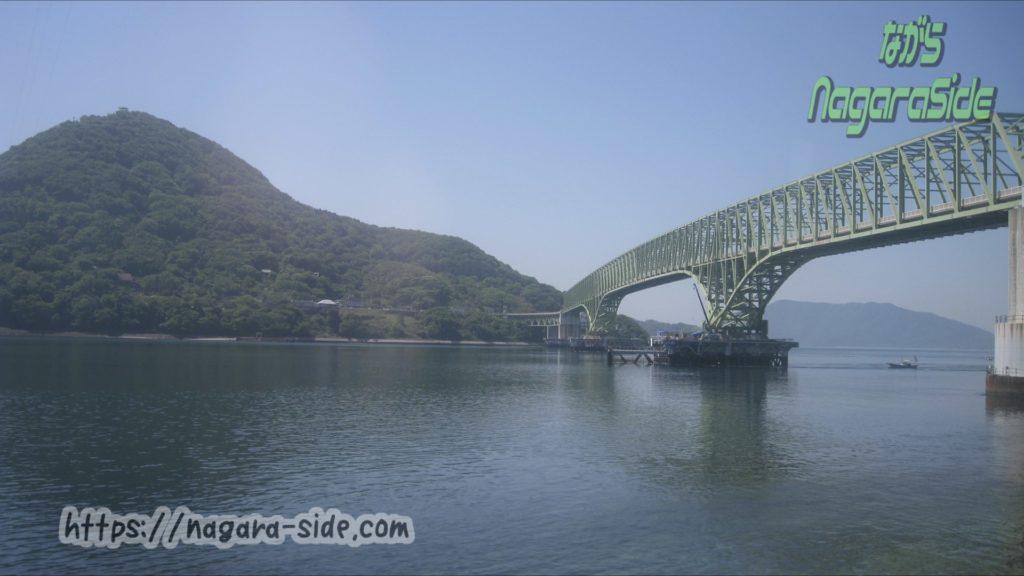 周防大島と大橋