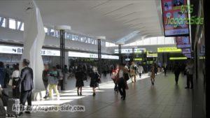広島駅南北自由通路