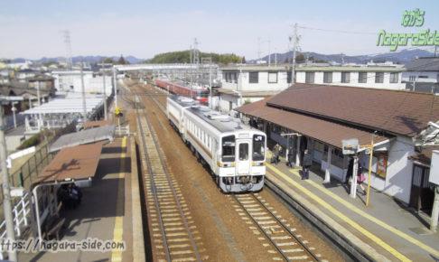 可児駅 キハ11形