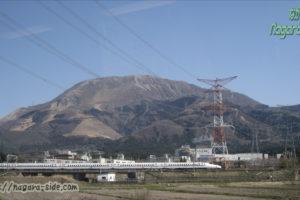 東海道新幹線 伊吹山