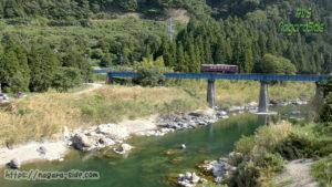 長良川鉄道 長良川第2橋梁