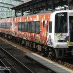 宇多津駅 南風 アンパンマン列車