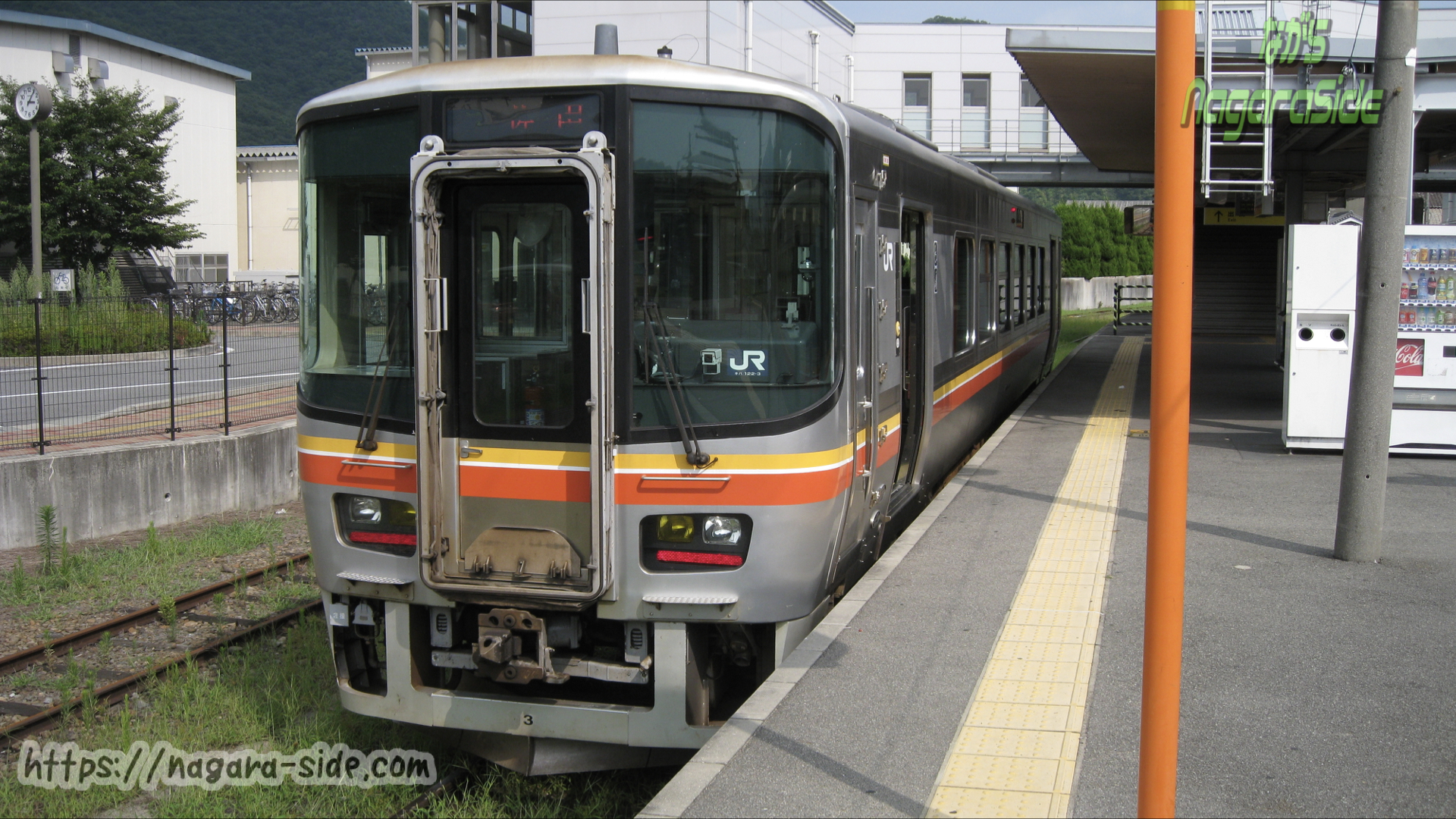 播磨新宮 キハ122系