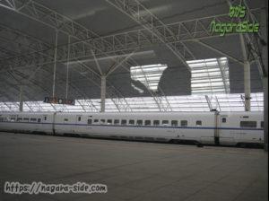 中国高速鉄道の駅