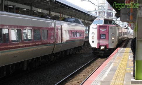 松江駅 特急やくも
