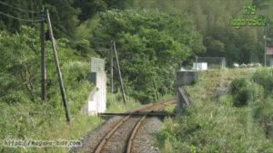 三江線 閘門