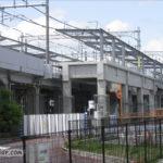 山陰本線(嵯峨野線) 梅小路京都西駅完成前