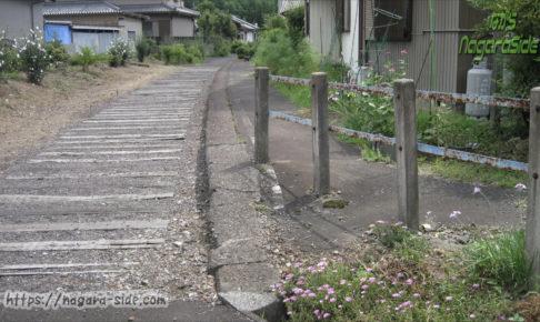 名鉄美濃町線 松森駅