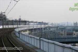 山陽新幹線岡山駅 N700系