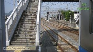 予讃線 端岡駅
