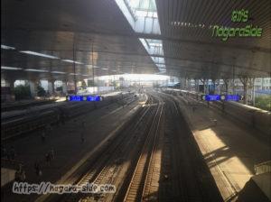 中国国鉄 済南駅