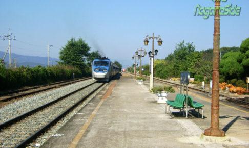韓国鉄道仏国寺駅