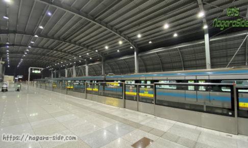 天津市地下鉄南駅駅