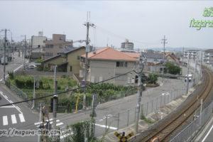 阪和線と分岐する紀勢本線