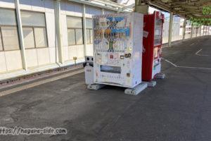 松江駅上り線ホーム