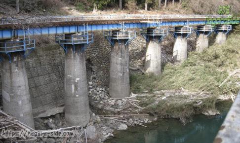長良川鉄道越美南線母野橋