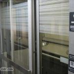 500系新幹線の喫煙ルーム