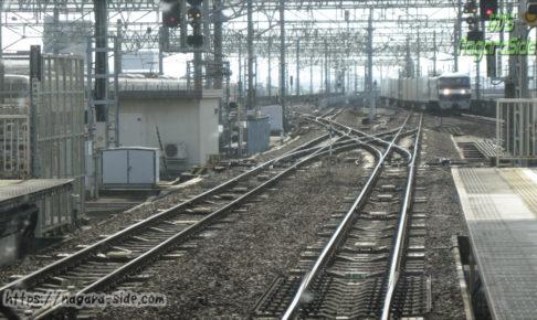 東海道本線のターミナル駅岐阜
