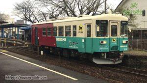 長良川鉄道 ヤマト運輸ハーフラッピング