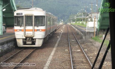 紀勢本線川添駅