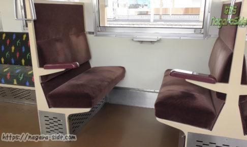 113系のボックスシート