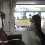 松江駅で並び立つ「やくも」と「まつかぜ」