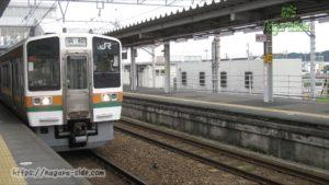 東海道本線島田駅