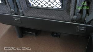 W7系新幹線の普通車コンセント