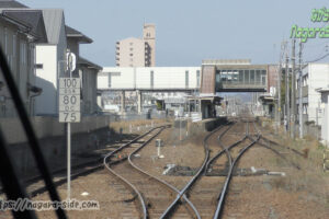 高山本線の重要な乗換駅・鵜沼