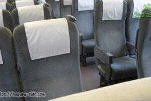キハ187系の座席
