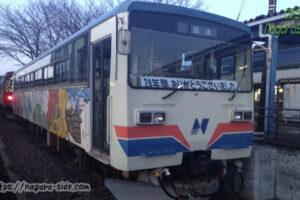 長良川鉄道初期車のナガラ1形